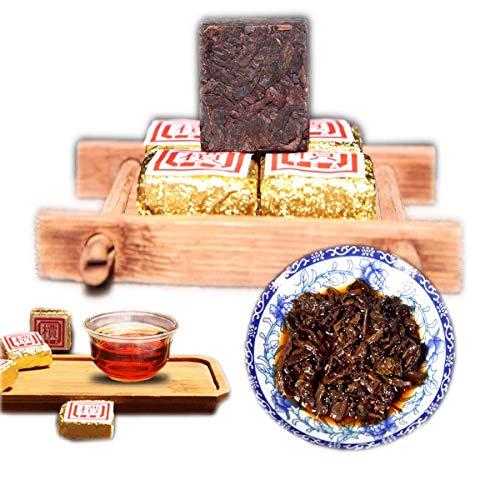 Chinesischer Pu'er Tee Roh Puer Weiß Silber Nadel Sheng Alter Puer Tee Grüner Tee Chinesischer Tee Gesunder Puerh Tee Grün Gut (100)