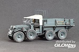Plus-Model Furgonetas alemanas Steyer 640 (1:35)
