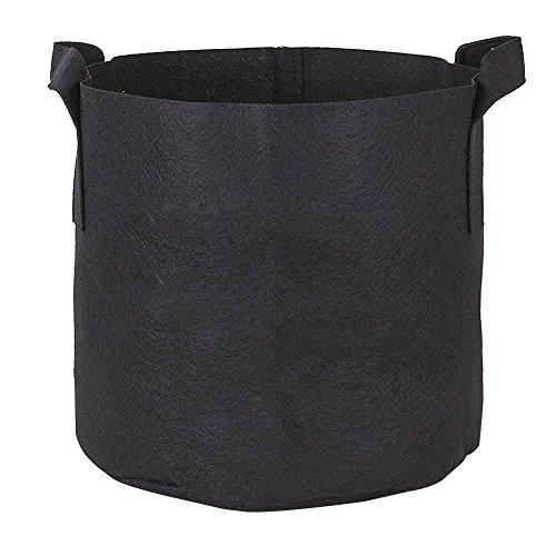 Moresave 4 parti/pacchetto Gallone Tessuto Crescere Borse 1/2/3/5/7/10/15/20 (5 Borse Gallon Bag)