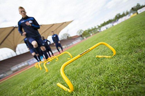 6 Stück 15cm Step-Training - Koordinationshürden - Trainingshürden