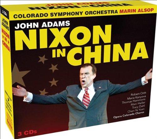 Nixon in China: Act III: After that the sweat had soaked my uniform (Nixon, Pat, Chiang Ch'ing, Mao, Chou) Uniform Chino