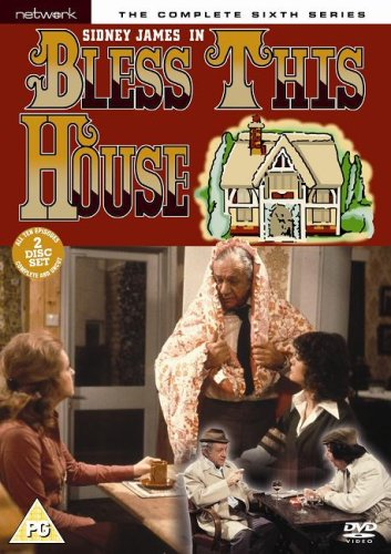 Bless This House - The Complete Sixth Series  DVD