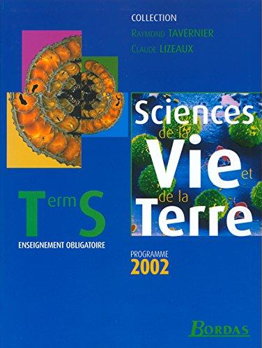 SVT TERM S OBLIGATOIRE 2002