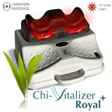 Paradigma-med Chi Silent Vitalizer Royal Chi Maschine inkl. Twister