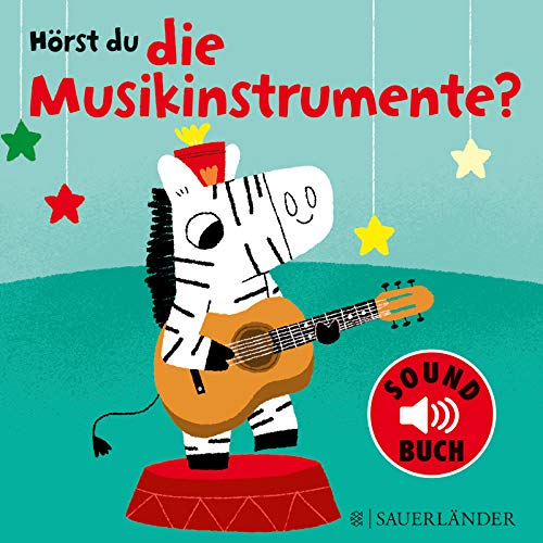 Hörst du die Musikinstrumente? -
