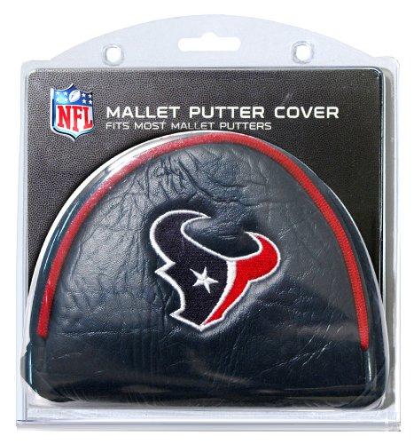 NFL Golf Mallet Putter Cover, Houston Texans