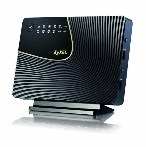Zyxel Usb Wireless (ZyXEL NBG6716-EU0101F Dual-Band wireless Media Router (1750Mbps, USB 2.0))