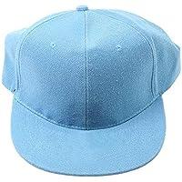 Firally Moda Donna Uomini Regolabile Baseball cap Solido Hat Hip-Hop cap  Ombra Classic Cappello 62840686e594