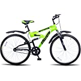 Hero Octane 26T Mercury Single Speed Junior Cycle  17.5-inches (Green)