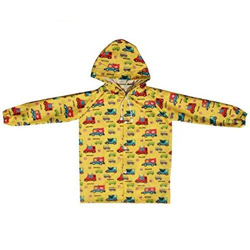 highdas-ninos-ninos-y-ninas-impermeable-con-capucha-impermeable-poncho-amarillo-autobus-90-110cm