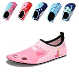 Best Water Shoes For Kids - Laiwodun Toddler shoes Kids Swim Water Shoes Boys Review