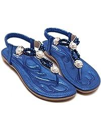 Zapatos Mujer Amazon Sandalias Y Plastico Chanclas 41 es Para S8FwRqSg