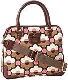 Orla Kiely Womens Small Jeanie Top-Handle Bag