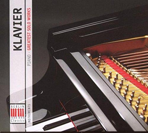 Instruments: Klavier/Piano - Greatest Solo Works