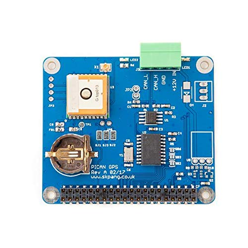 Pican 2 CAN Backboard for Raspberry Pi 2//3