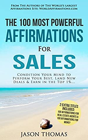 Affirmation | The 100 Most Powerful Affirmations For Sales |