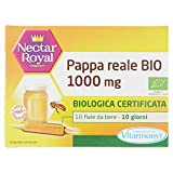 Nectar Royal Pappa Reale Bio 1000Mg - 10 fiale
