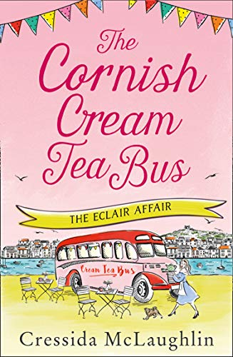 The Eclair Affair (The Cornish Cream Tea Bus, Book 2) (English Edition)