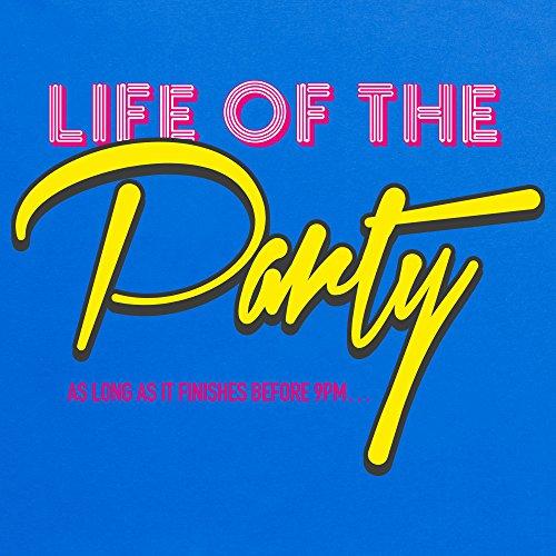 Life of the Party T-Shirt, Herren Royalblau