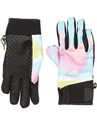 Burton Park Glove–Guantes de snowboard, otoño/invierno, mujer, color Unicorn Tears, tamaño XS