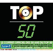 TOP 50-30ANS 100 TUBES 5CD DI