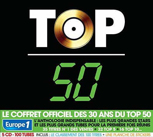 Top 50 [100 Tubes] (Boss Coffret)