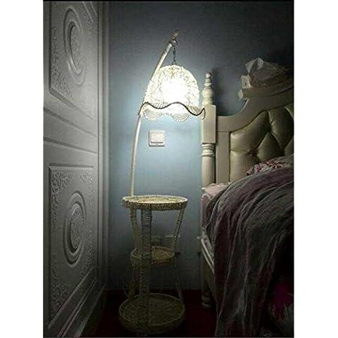 CANY arte tessuti a mano torchiere lampada