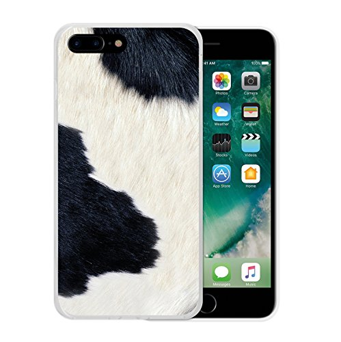iPhone 7 Plus Hülle, WoowCase Handyhülle Silikon für [ iPhone 7 Plus ] Roma Itallien Symbole Handytasche Handy Cover Case Schutzhülle Flexible TPU - Schwarz Housse Gel iPhone 7 Plus Transparent D0515