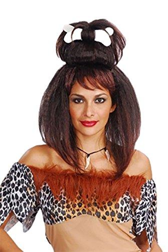 Islander Fashions Mens Womens H�hle Halloween Per�cken Unisex Kost�mfest Horror Zubeh�r Damen Per�cken One Size