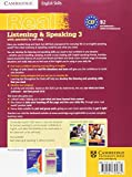 Image de Cambridge English Skills Real Listening and Speaking 3 with Answers and Audio CD: 0