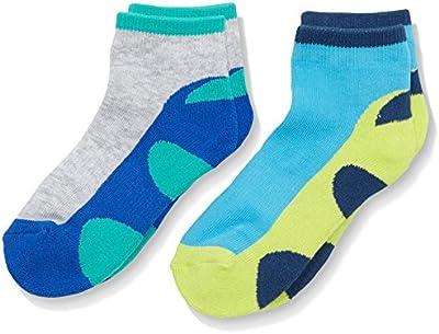 Nur Die Kinder Sport Socken Doppelpack, Calcetines Deportivos para Niños