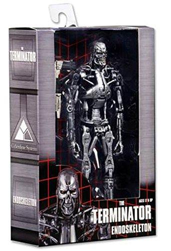 Terminator 7 pulgadas figura de accioen de T-800 esqueleto final (terminador) Classic 2