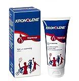 Kronolene Warm-up Gel - Gel per Sport con Effetto Termogenico Riscaldante - Prepara i Muscoli alla Performance - 100 ml