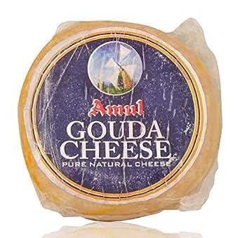 Amul Cheese - Gouda, 250g Pack