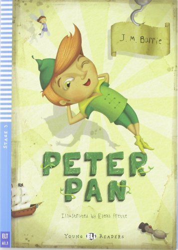 Peter Pan (ELi Young Adult Readers) by Sir J. M. Barrie (2009-09-30)