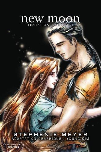 Saga Twilight T03 - New Moon, Tentation 1 (French Edition)