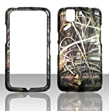 2D Camo Gras Echt Mossy Pantech Flex P8010AT & T Schutzhülle Hard Case Snap On Cover Gummiert Touch Displayschutzfolie Fällen