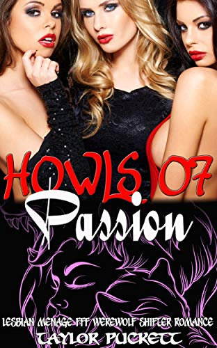 Howls of Passion book cover