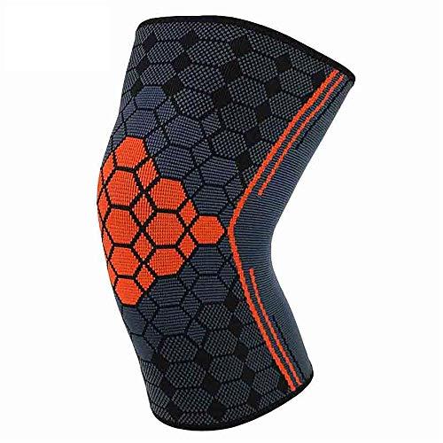 WXQQ SportKniebandage Rutschfester Knieschoner für Damen und Herren stabilisiert Meniskus Bänder und Patella beim Sport und im Alltag atmungsaktive Knieorthese für schmerzlinderungOrange Reebok Tennis Hat
