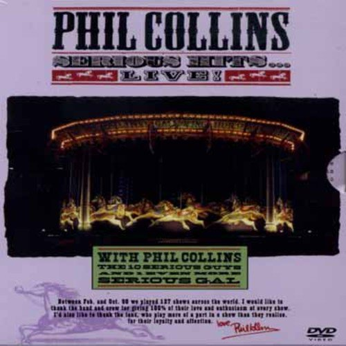Phil Collins - Serious hits... Live!...