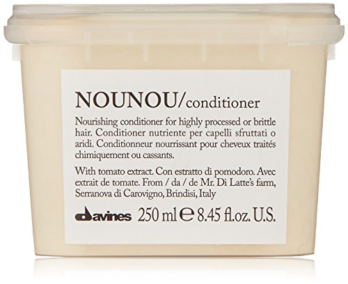 Davines Après-shampoing soins capillaires essentiels Nounou 250 ml