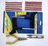 #3: Amicikart Tubeless Tyre Puncture Repair Kit