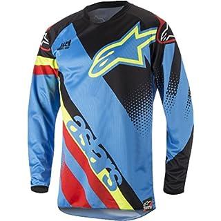 Alpinestars Jersey Racer Blau Gr. XXL