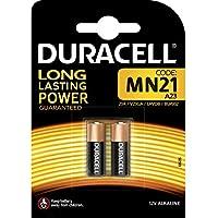 Duracell MN21 Piles spéciales alcalines 12V, Lot de 2