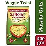 #8: Saffola Masala Oats Veggie Twist, 400g