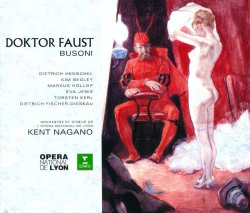 Busoni : Doktor Faust