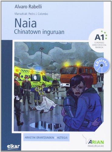 Naia Chinatown inguruan (+CDa) (Arian irakurgaiak) por Alvaro Rabelli Yanguas