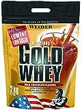 Weider Gold Whey Protein, Schokolade, 2000g Beutel