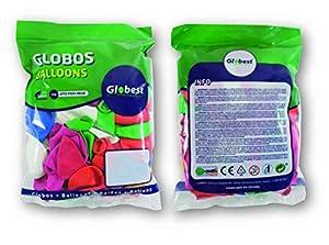 Globest- látex, Color surtido (Globos Festival 50000)