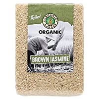 Organic Larder Jas Brown Rice - 1000 gm